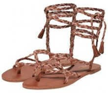 ONLY Detailed Sandals Women Red