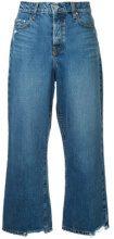 Nobody Denim - Freya Jean Vibrance - women - Cotton - 24, 25, 26, 27, 28, 29, 30, 31, 32 - BLUE