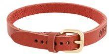 Absidem - Olivia choker - women - Leather - OS - RED