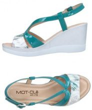 MOT-CLè  - CALZATURE - Sandali - su YOOX.com