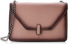 Swankyswans Sasha 2 Tone Satchel Bag - Borse a tracolla Donna, Rosa (Dark Pink), 9x16x26 cm (W x H x L)