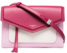 Givenchy - Borsa tracolla - women - Leather - One Size - PINK & PURPLE