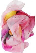 Sciarpa Elie Saab  Foulard  Rose Multicolor