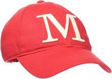 Marc O'Polo 804806501027, Cappellino da Baseball Donna, Rot (Crimson Red 350), Taglia unica