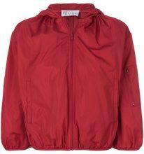Red Valentino - Giacca con maniche a 3/4 - women - Polyester/Polyamide/Spandex/Elastane - 40, 38 - RED