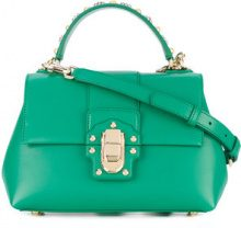 Dolce & Gabbana - Lucia tote - women - Calf Leather - OS - GREEN