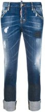 Dsquared2 - Jeans 'Cool girl' - women - Cotton/Spandex/Elastane/Polyester - 38, 36, 40, 42, 44, 46 - BLUE