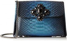 Lollipops Alesia Shoulder - Borse a spalla Donna, Bleu (Blue), 9x14x20 cm (W x H L)