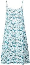 Onia - Sasha printed dress - women - Viscose - XS, S, M, L - BLUE