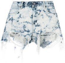 T By Alexander Wang - Shorts in denim - women - Cotone - 25, 26, 28, 24, 27 - BLUE