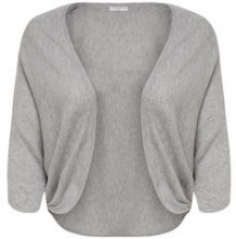 ONLY Knitted Bolero Women Grey
