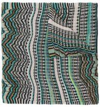 Missoni - Sciarpa di maglia - women - Acrylic/Nylon/Wool - OS - GREEN