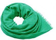 Esprit Accessoires 038ea1q003, Sciarpa Donna, Verde (Green 310), Taglia unica