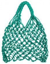 OBJECT COLLECTORS ITEM Net Bag Women Green