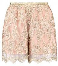 Eleanor All Over Embroidered Shorts