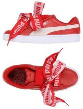 PUMA BASKET HEART DE WN'S - CALZATURE - Sneakers & Tennis shoes basse - su YOOX.com