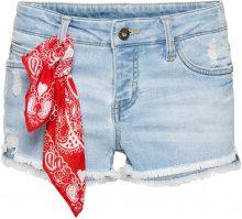 Shorts con bandana (Blu) - RAINBOW