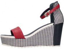 Sandali Exé Shoes  Exe' VALERIA 175 Sandalo Donna Blu/rosso