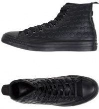 CONVERSE LIMITED EDITION ALL STAR HI CANVAS/LEATHER LTD - CALZATURE - Sneakers & Tennis shoes alte - su YOOX.com