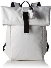 BREEPunch 93 - Borsa a Zainetto Donna , Multicolore (Mehrfarbig (white/black 508)), 41x46x12 cm (B x H x T)