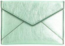 - Rebecca Minkoff - Borsa a busta - women - Leather - Taglia Unica - Verde