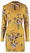 Lia Oriental Detail Shift Dress
