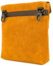 As2ov - Sacoche shoulder bag - men - Suede - OS - BROWN