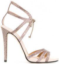 Marc Ellis - high heel sandals - women - Leather - 35, 36, 37, 41 - PINK & PURPLE
