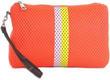 Borsa Shopping Mia Bag  17200 Pochette Donna Arancio