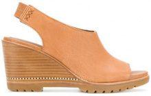 Sorel - Sandali con zeppa - women - Leather/rubber - 5.5, 6, 6.5, 7, 7.5, 8, 8.5, 9, 9.5, 10 - YELLOW & ORANGE