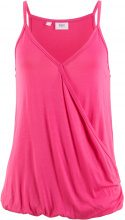 Top incrociato (Fucsia) - bpc bonprix collection