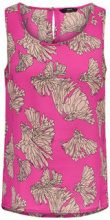 ONLY Printed Sleeveless Top Women Pink