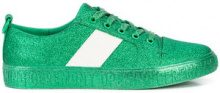 Opening Ceremony - La Cienega glitter sneakers - women - Cotton - 35, 36, 37, 38, 39, 40, 41, 42, 43, 44, 45 - GREEN