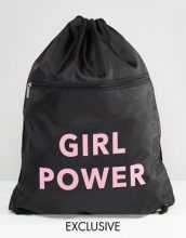 Adolescent Clothing - Girl Power - Zaino con coulisse