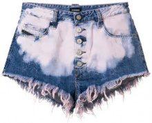 Diesel - Shorts in denim 'De-Ginger' - women - Cotton - 25, 26, 27, 28, 29 - BLUE