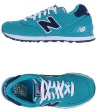 NEW BALANCE 574 - CALZATURE - Sneakers & Tennis shoes basse - su YOOX.com