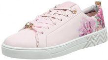 Ted Baker Kelleit, Sneaker Donna, Rosa (Palace Gardens #ffc0cb), 37 EU