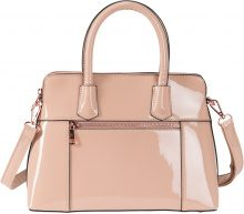 Borsa in vernice (Beige) - bpc bonprix collection