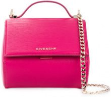Givenchy - Pandora box bag - women - Calf Leather - One Size - PINK & PURPLE