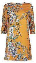 Lana Floral 3/4 Sleeve Shift Dress