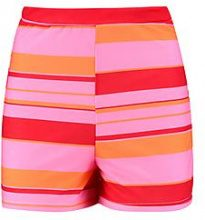 Danni Striped Flippy Shorts