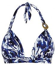 Cyell 107, Bikini Top Donna, Blau (Secret Garden 618), 38B