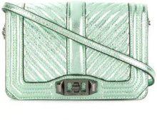 Rebecca Minkoff - Borsa a tracolla - women - Leather - One Size - GREEN