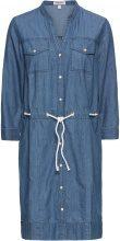 Abito di jeans con manica a 3/4 (Blu) - John Baner JEANSWEAR