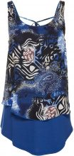 Maglia (Blu) - BODYFLIRT boutique