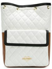 Love Moschino - Zaino trapuntato - women - Leather - OS - WHITE