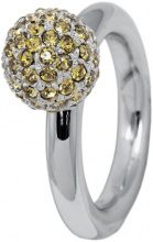 Burgmeister Jewelry - Anello, argento sterling 925, Donna, 20