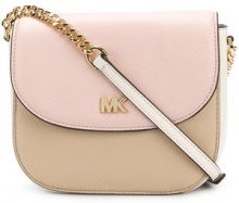 Michael Michael Kors - Borsa tracolla - women - Leather - OS - NUDE & NEUTRALS