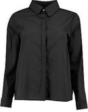 Petite evelyn camicia con retro ricamato