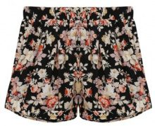 Shorts floreali
